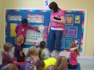 Calendar - preschool